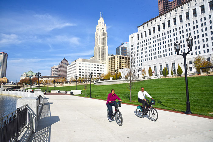 Scioto Greenways project