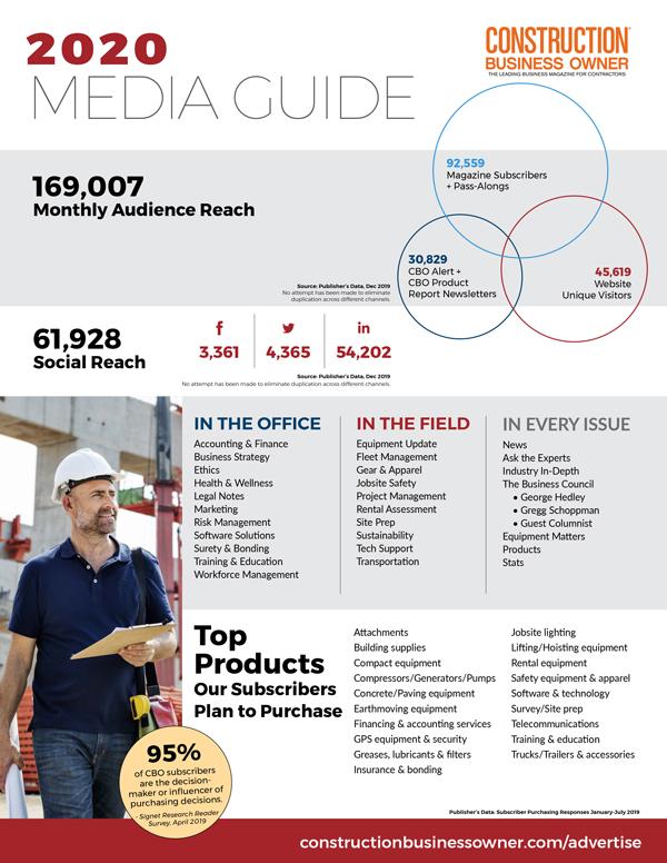 CBO Media Guide 2020 Cover