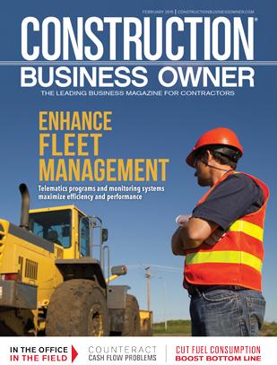 February 2015 Construction Business Owner Magazine