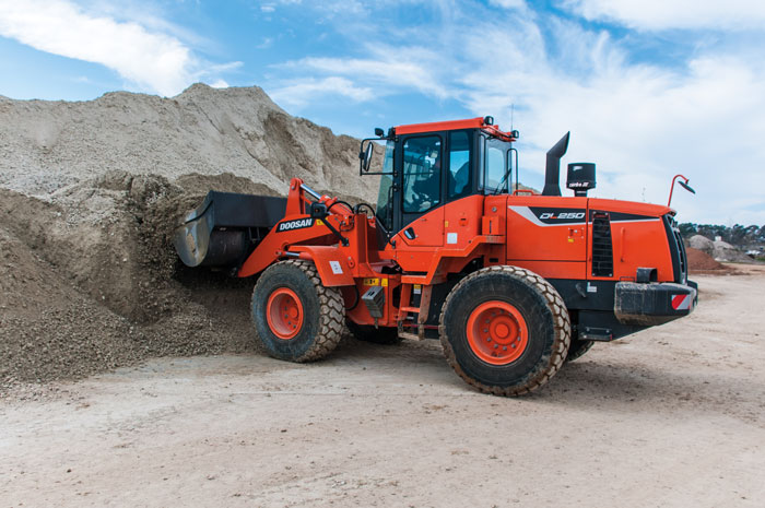 Doosan Construction Equipment