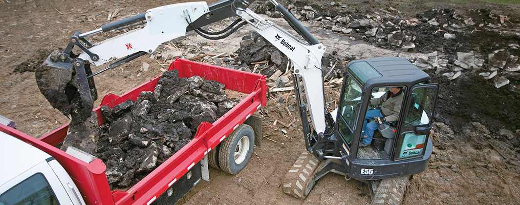 Excavate More Efficiently with New Technology