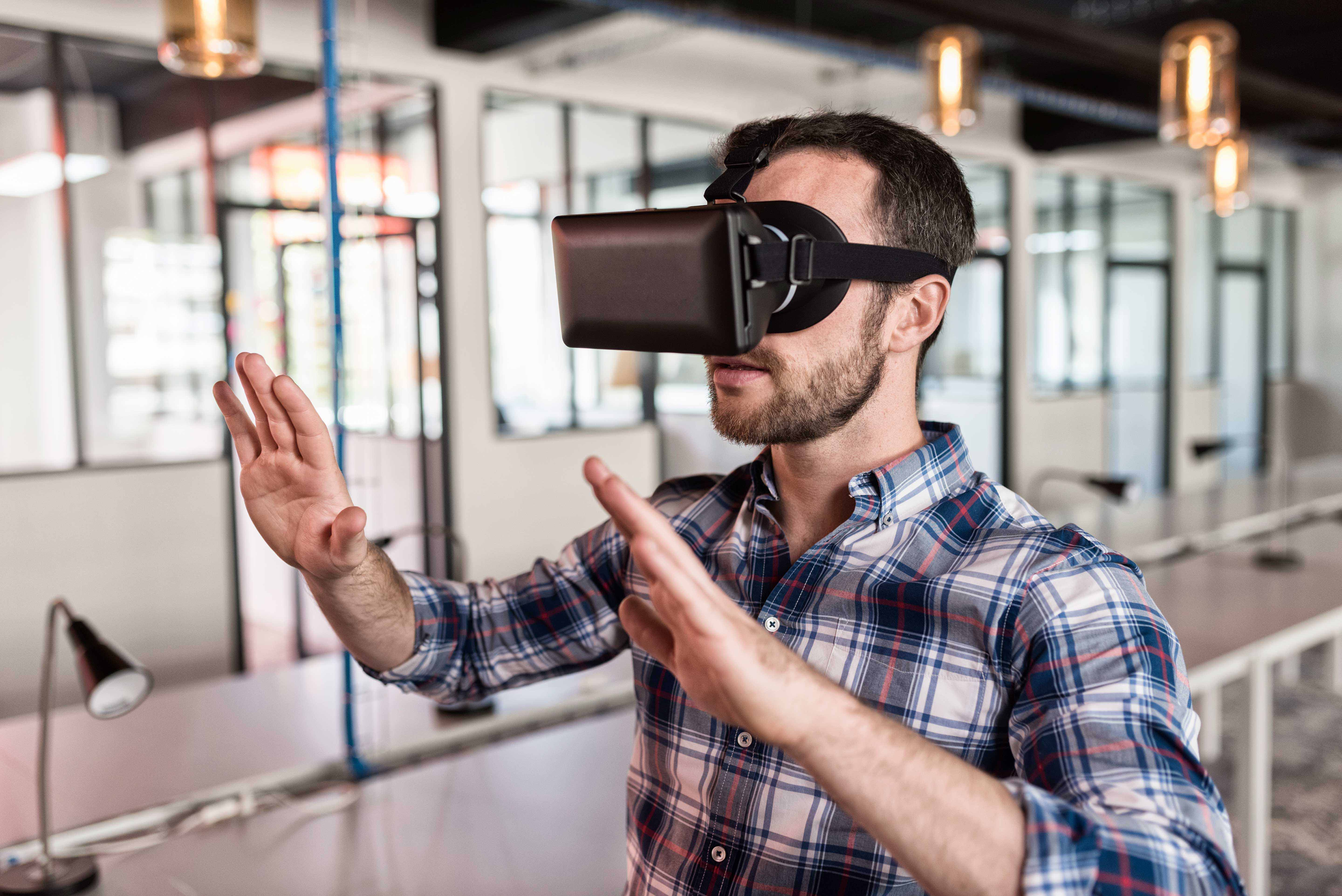 Virtual Amp Augmented Reality In The Aec Industry