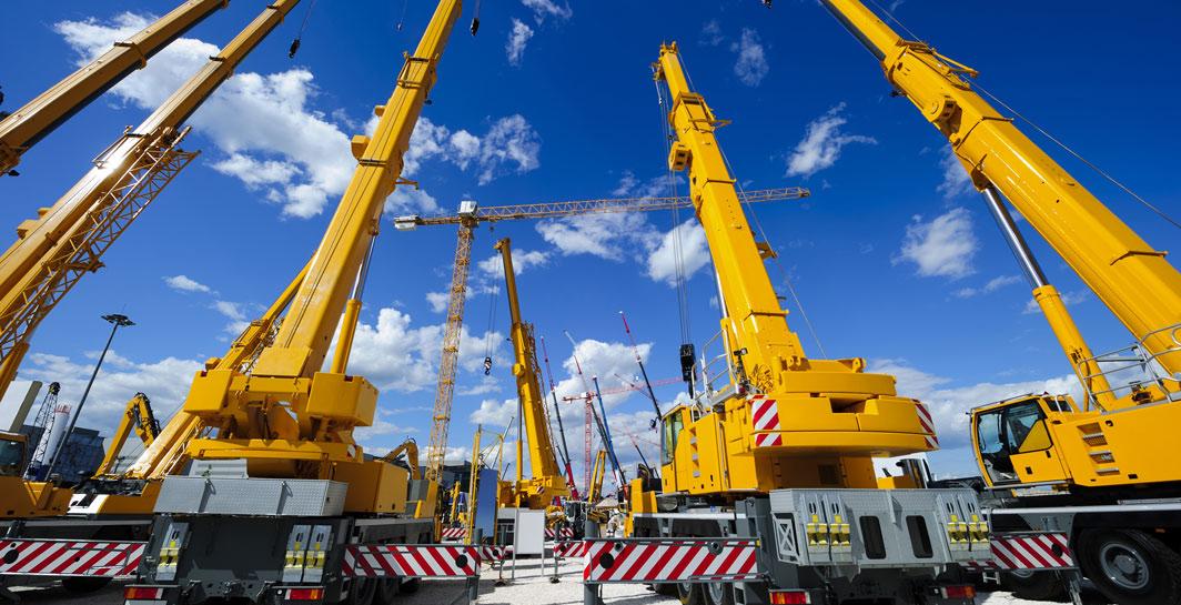 Renting A Crane For Contractors