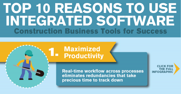 Top 10 Reasons to Use Integrated Software