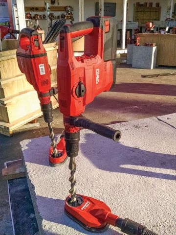 TE 60-A36 SDS Max cordless combihammer