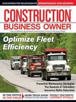 Construction Business Owner, February 2013