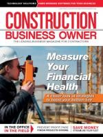Construction Business Owner, June 2012