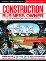 Construction Business Owner, July 2012