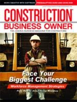 Construction Business Owner, August 2012