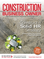 Construction Business Owner, July 2014