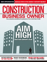 Construction Business Owner, May 2014