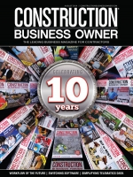 Construction Business Owner, August 2014