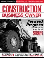 Construction Business Owner January 2013