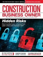 Construction Business Owner, November 2012