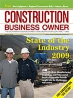 Construction Business Owner, January 2009