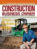 Construction Business Owner, January 2010
