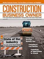 Construction Business Owner, January 2011