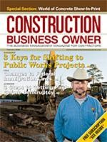 Construction Business Owner, February 2009