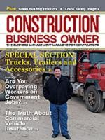 Construction Business Owner, March 2010