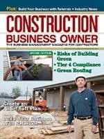 Construction Business Owner, May 2010