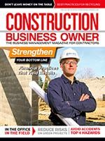 Construction Business Owner, May 2011