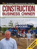Construction Business Owner, June 2007