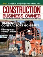 Construction Business Owner, June 2009