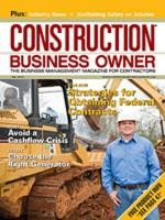 Construction Business Owner, July 2010