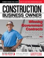 Construction Business Owner, July 2011