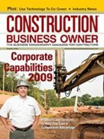 Construction Business Owner, August 2009