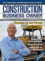 Construction Business Owner, November 2010