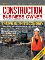 Construction Business Owner, December 2008