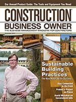 Construction Business Owner, December 2010