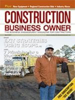 Construction Business Owner, April 2007