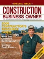 Construction Business Owner, October 2006