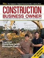 Construction Business Owner, December 2006