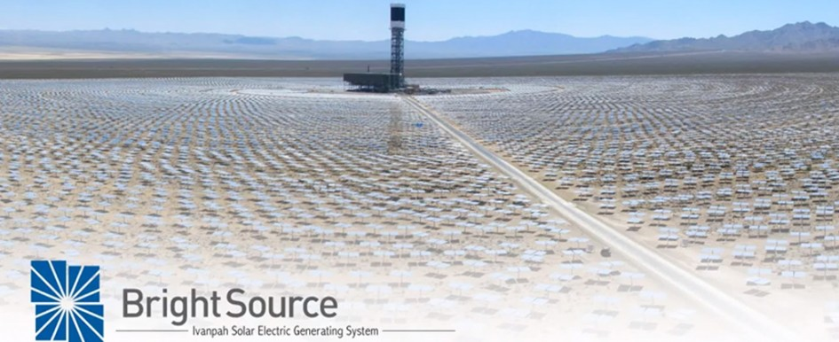 Time-Lapse of the Ivanpah Solar Electric Generating System Construction