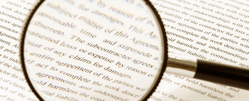 3 Dangers to Coverage Hidden in Many Standard Construction Insurance Policies