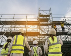 How Hoar Construction Doses Jobsite Safety