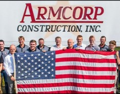 Armcorp Construction Builds with HOnor