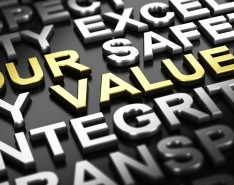 Your Company's Top 5 Values
