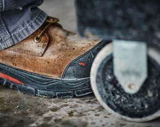 What's in Your Work Boot?