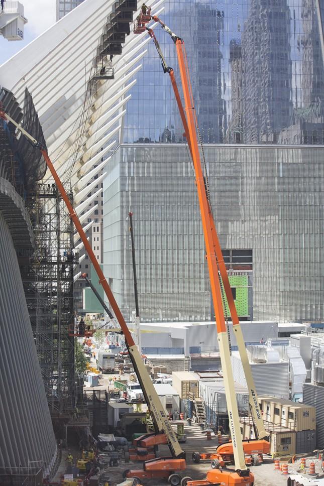 Inside American Construction: World Trade Center Complex